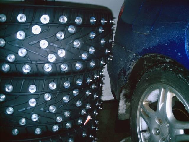 tungsten carbide tyre pins