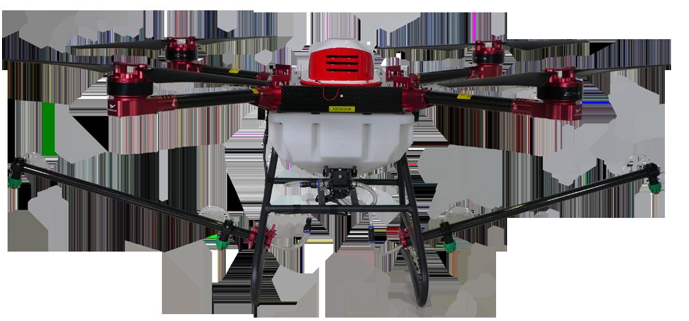 Eagle Brother 10 Liter Agricultural Sprayer Drone Quadcopter Pesticide Sprayer