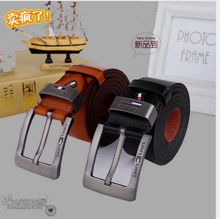 hot product NO15 of leather belt for man