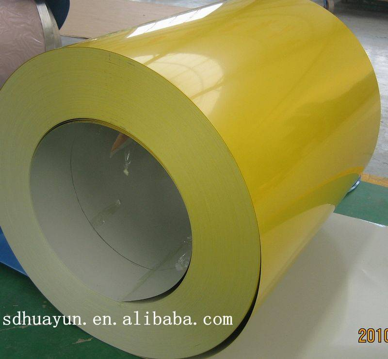 First class PPGI Prepainted galvanized color coated steel coils