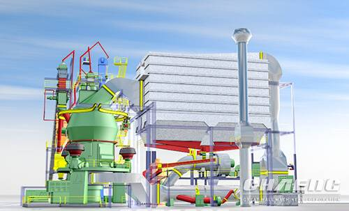 Manganese Slag Powder Plant