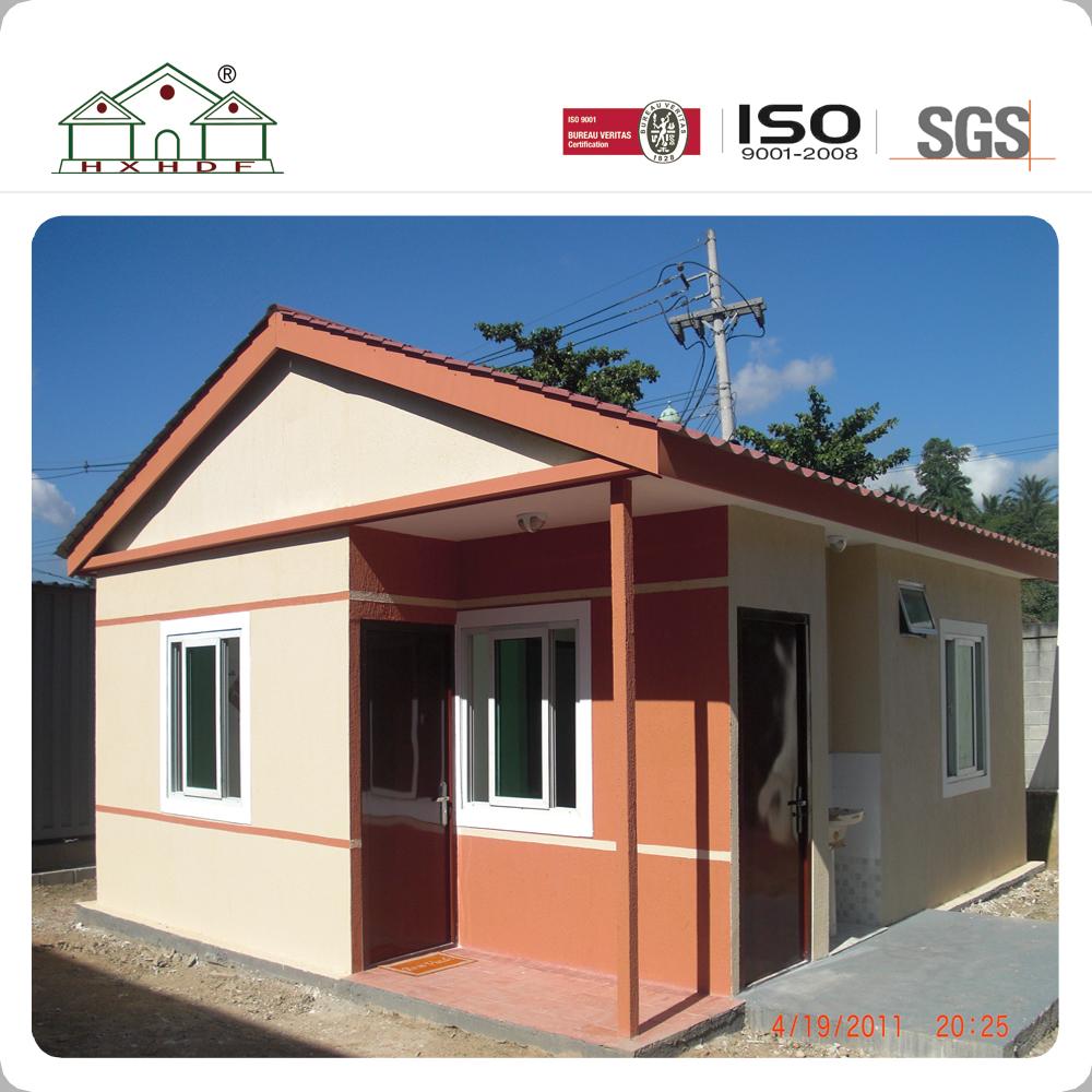 Modern Single Layer Light Steel Prefab Villa for Rent