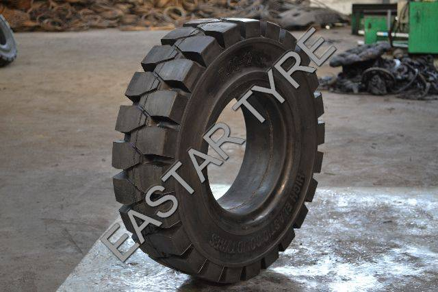 Forklift Tire, Solid Tire Used for Forklift (16x6-8)