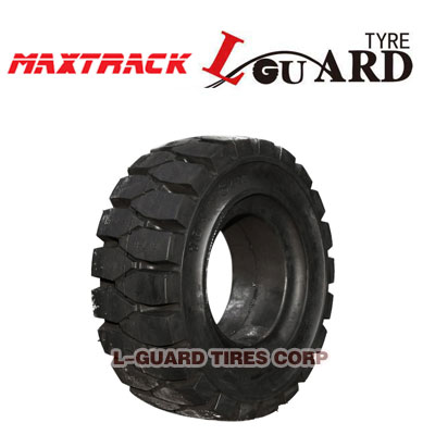 Forklift Solid Tire 5.00-8 154 1/2 -8 154.5-8 4.00-8 Tyres (6.50-10, 7.00-12)
