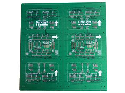 Double-sided Print Circuit Board