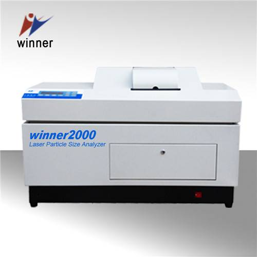 Winner2000E semi automatic Laser Particle Size Analyzer for testing chemicals materials