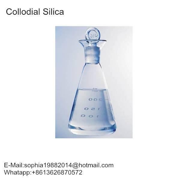 Na-stabilizer colloidal silica,silica sol