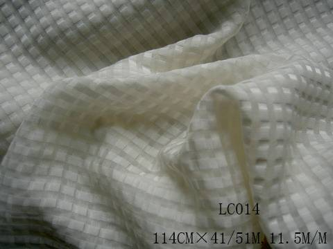 silk/cotton fabric:LC014