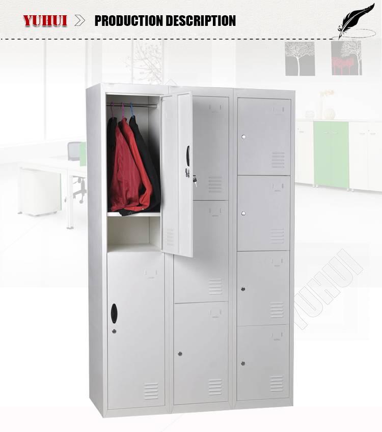 Yuhui single door metal locker for sale