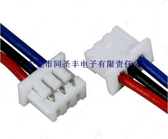 Molex51021-0300 connector with wires