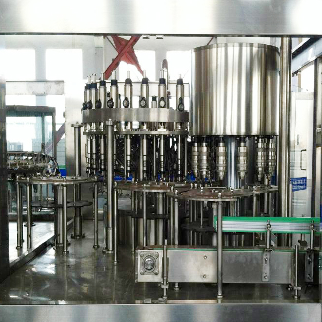 supply bottle filling machine 12000bph 330 -2000ml Pet Bottle Water Filling Machine