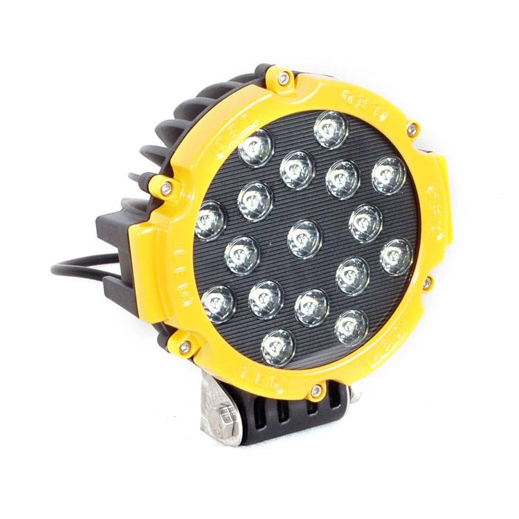 5 INCH,work light,led,Epistar all in HKWL-5051,Epistar,jeep,auto,car headlight,Western Union,Paypal
