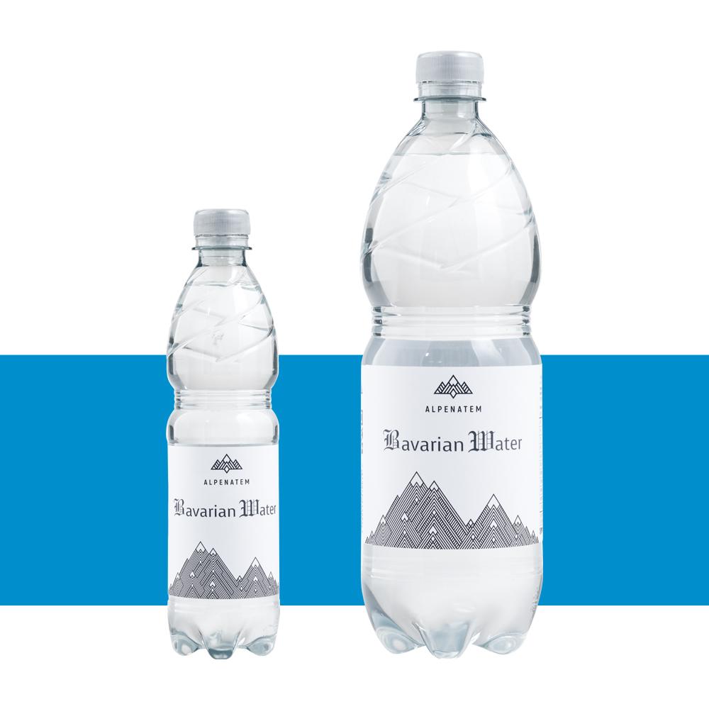 Bavarian Water 0.5L, 1L