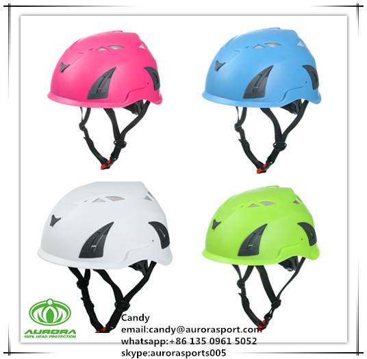 PP/ABS shell high quality AU-M02 construction industrial safety helmet 1 PP/ABS shell high quality A