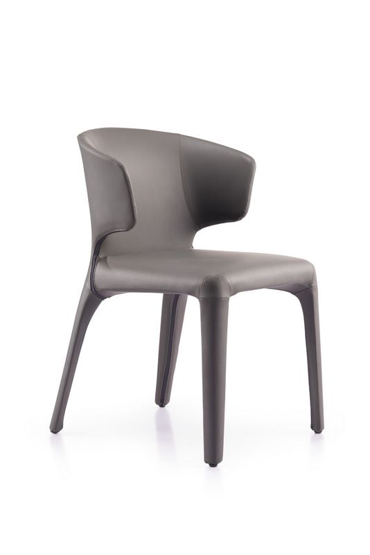 237 modern leather office chair with arm