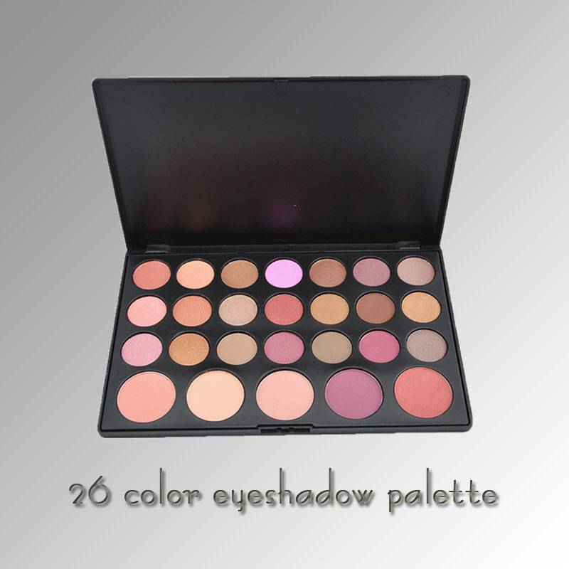 Wholesale!!26 Color Makeup Blush & Contour face powder Palette