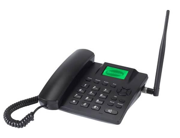 Multi-language SMS&FM Radio desktop landline GSM Fixed Wireless Phone/GSM FWP/