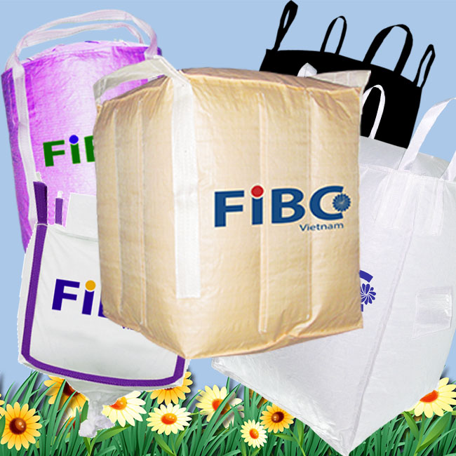 Fibc bulk big bag for cement bags in Vietnam 1000kg