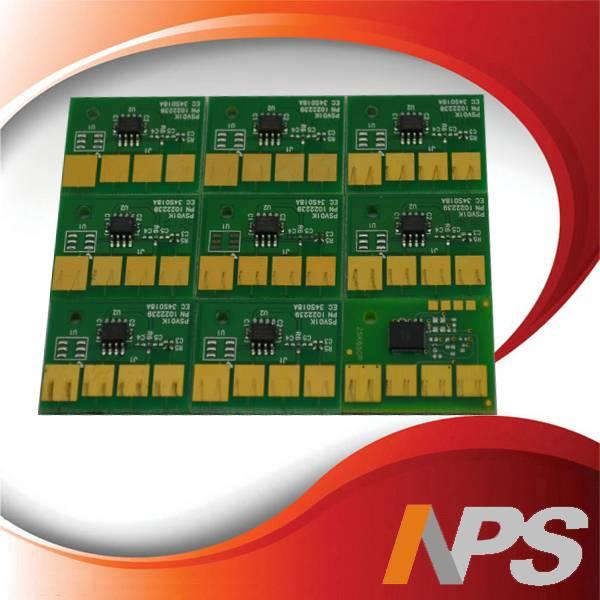Compatible for Lexmark E460 toner cartridge chip