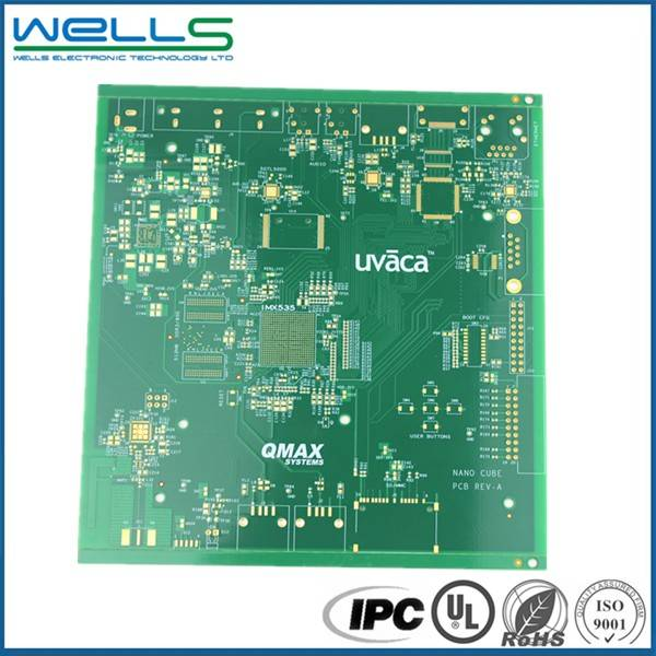 Factory Price Fr4 94vo Rohs Pcb Board in Shenzhen
