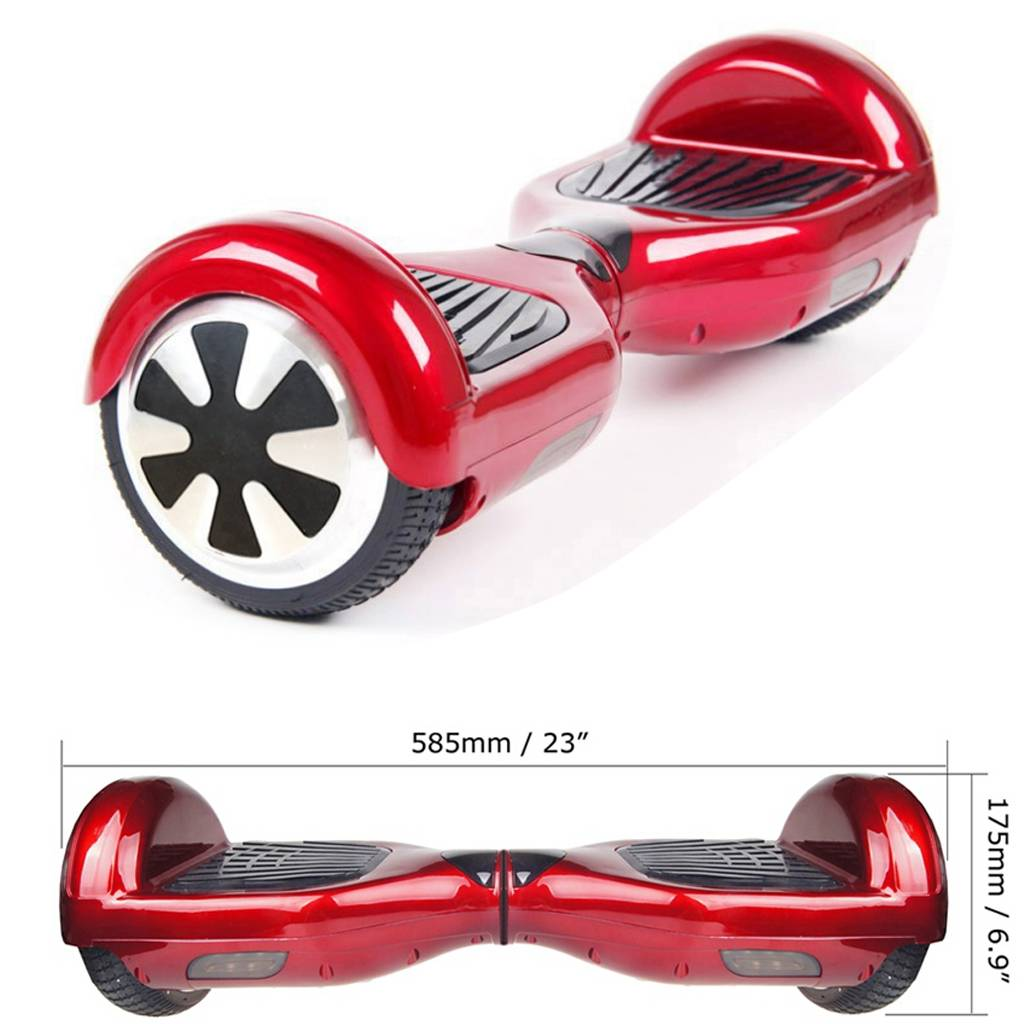 Special Design Best Quality 6.5Inch Two Wheel Smart Balance Electric Scooter Monorover