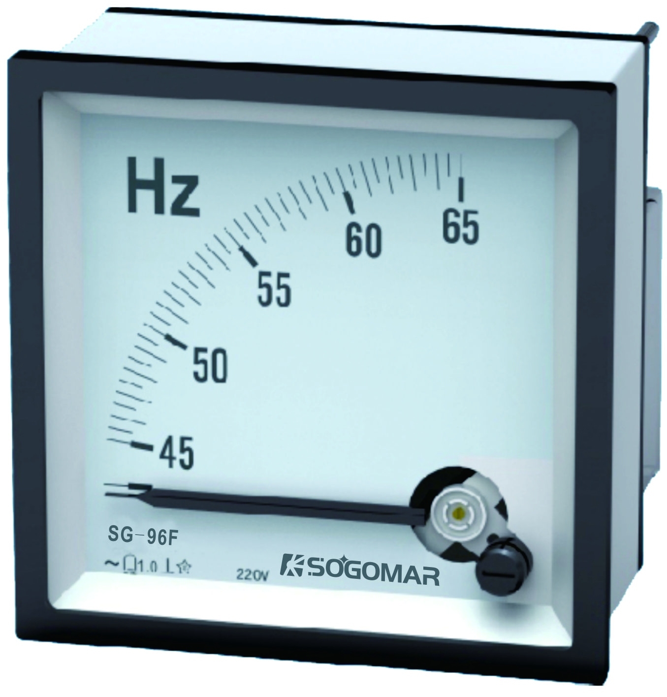 Panel Meter SG-96F