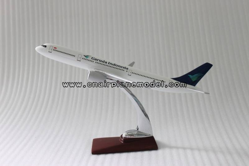 plane model A330 Garuda