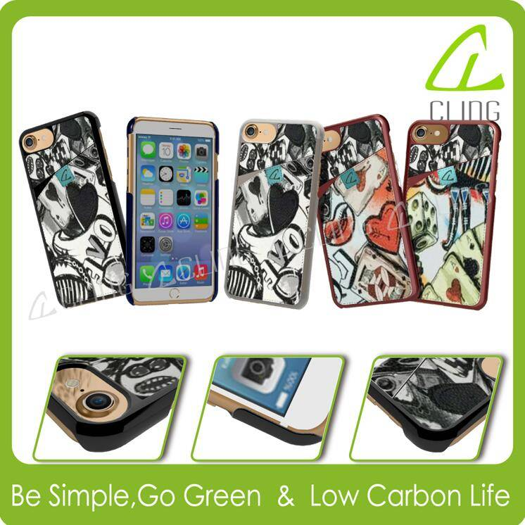 Phone Accessory Mobile Cover For iphone 7 Back Housing Bluk For iphone 6 Case