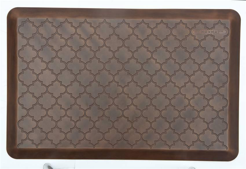 100% great design anti-fatigue standing mat 24X36