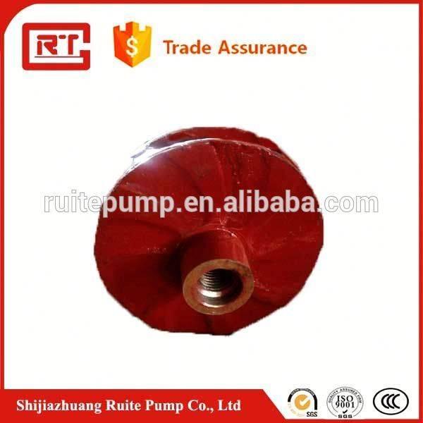 Horizontal and vertical Slurry Pump impeller