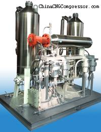 natural gas dryer for cng station