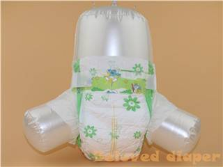 wetness indicator baby diaper