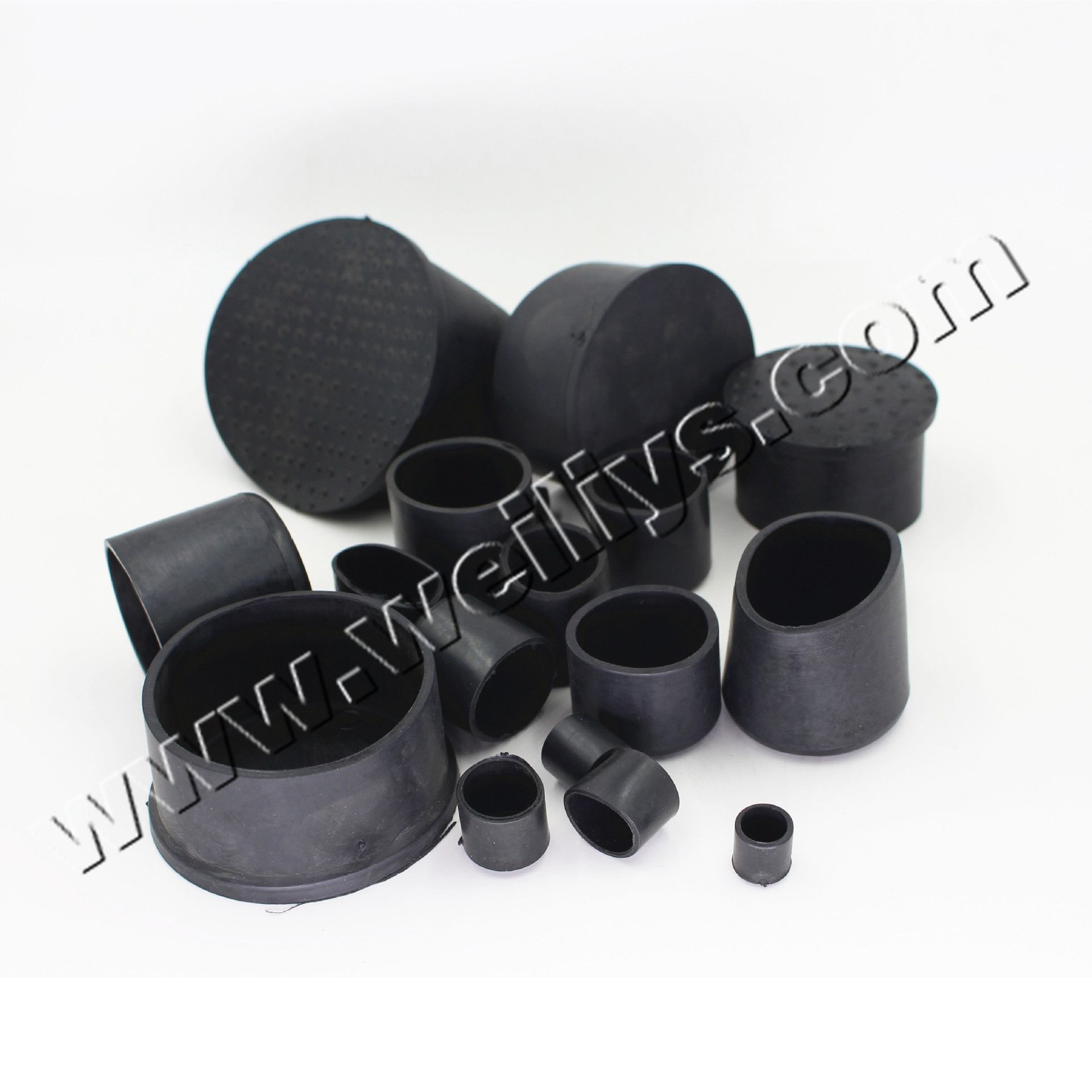 Various specifications of PVC round furniture pads