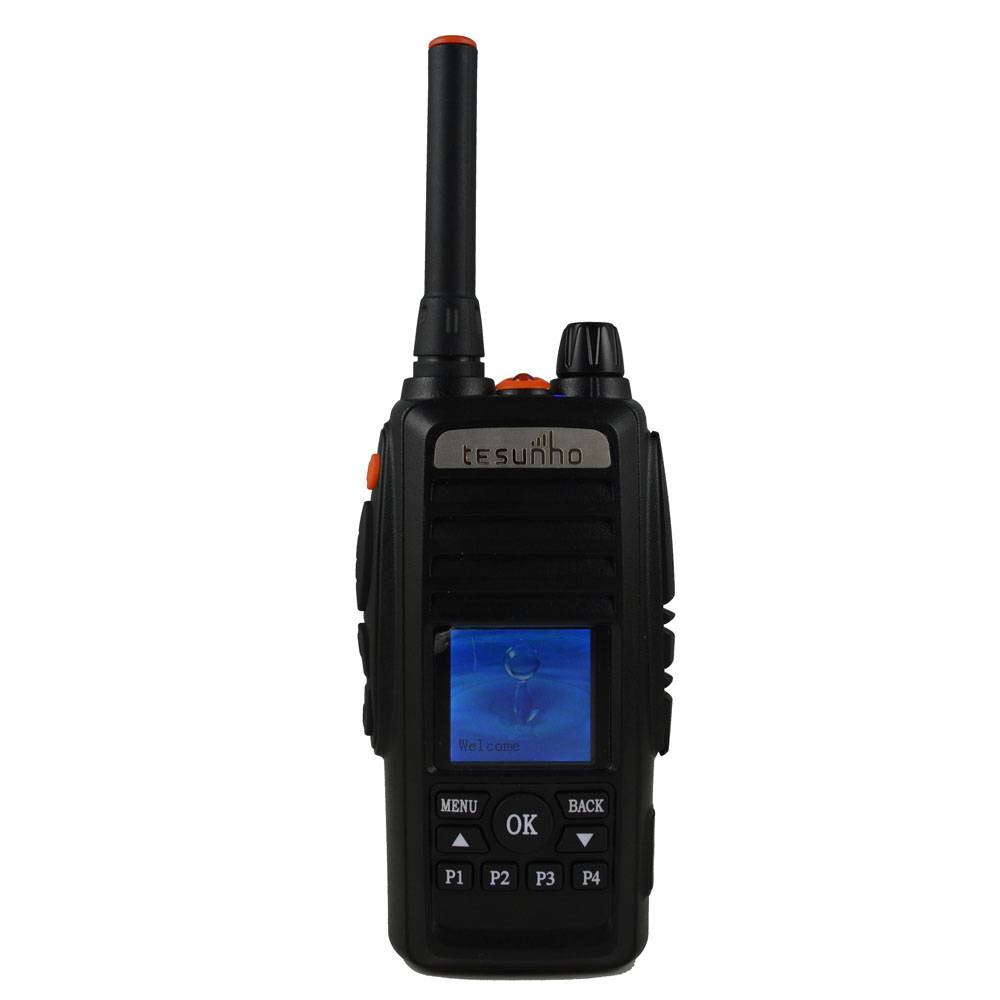 Handheld sim card gsm cellular two-way radios