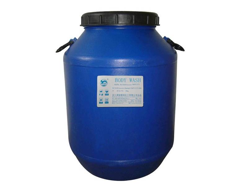 Body Wash Raw Materials, Concentrated Daily Chemicals; Accept OEM