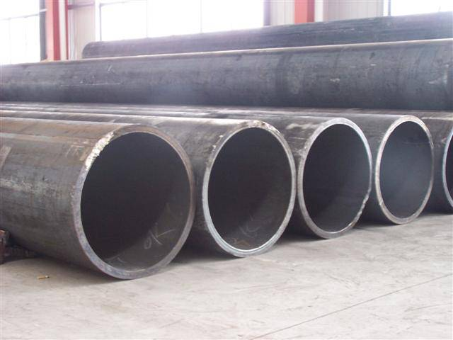 thick wall seamless round steel pipe