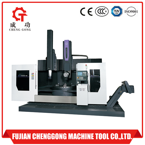 CK5120D-M CNC vertical lathe machine