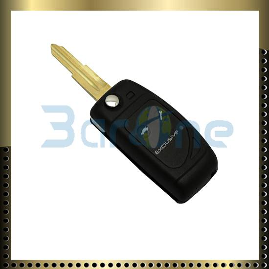 2 button car key shell for Chevrolet