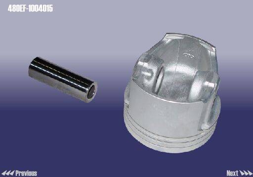 Chery auto parts-piston from original/aftermarket made in China