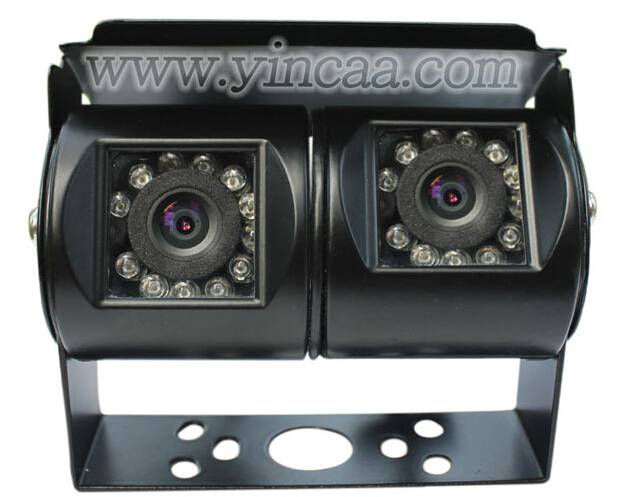 Dual Lens Bus Truck IR Camera