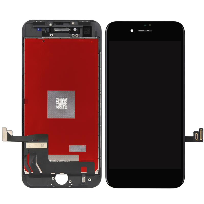 LCD Screen Replacement for iPhone 8 BLACK-Premium Quality