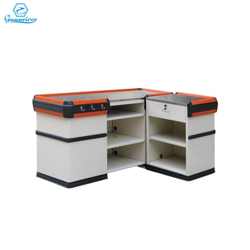 cash desk/checkout counter for retail store