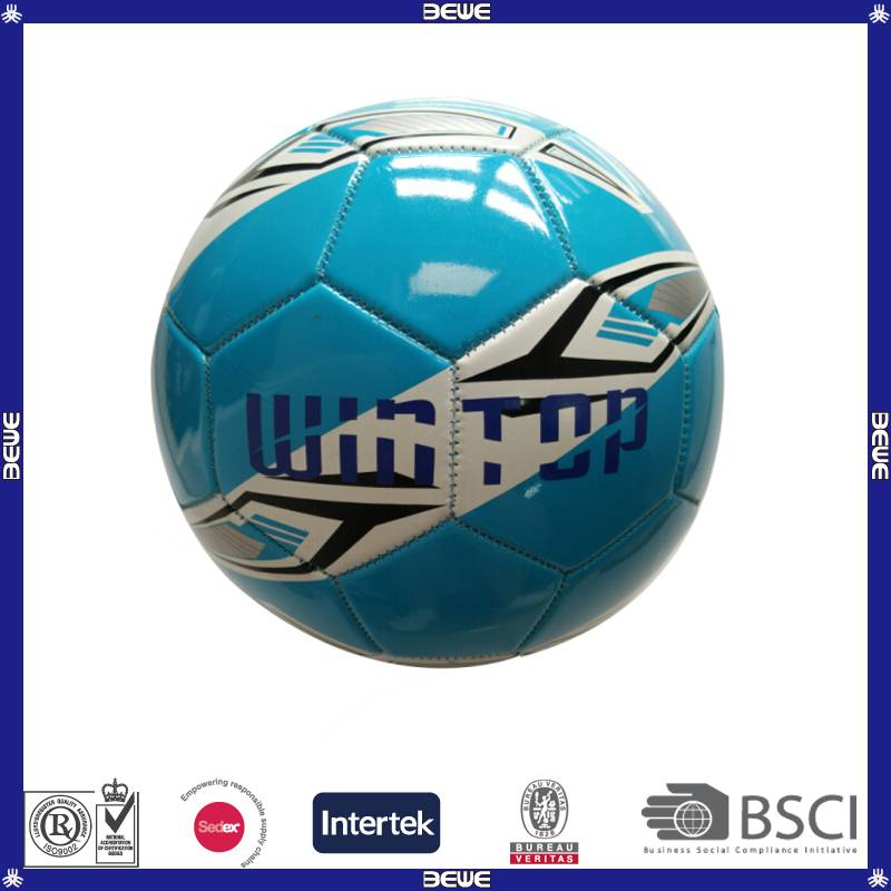 Wholesale 32 panels stitched official pvc soccer balls