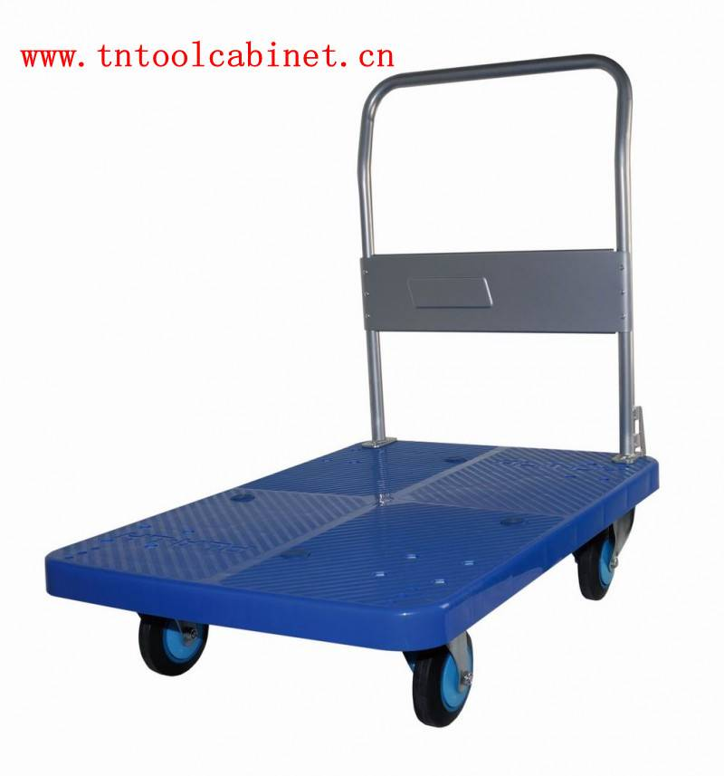 Platform Trolley,handcart,pushcart for widely used