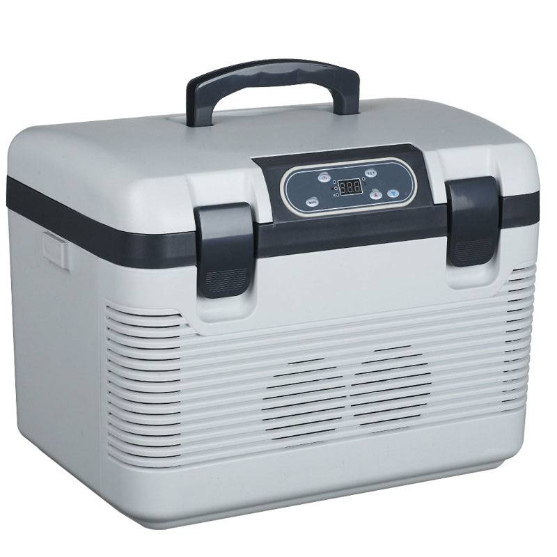Cooler or Warmer 12V 19L 219A Mini Car Refrigerator /Car Small Refrigerator Dual-Use Refrigerator In