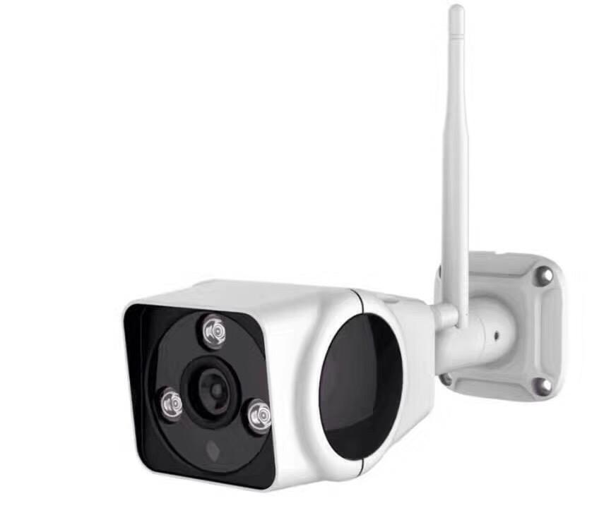 Outdoor 360degree fish eye panoramic IP WIFI camera