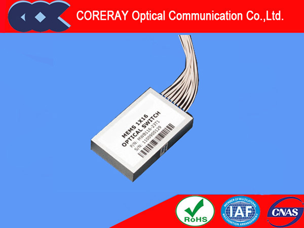 1x16 Mems Optical Switch