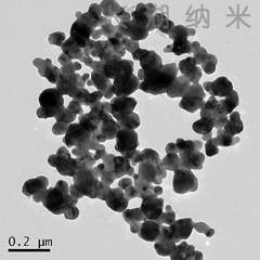 Nickel coated cobalt nanopowder