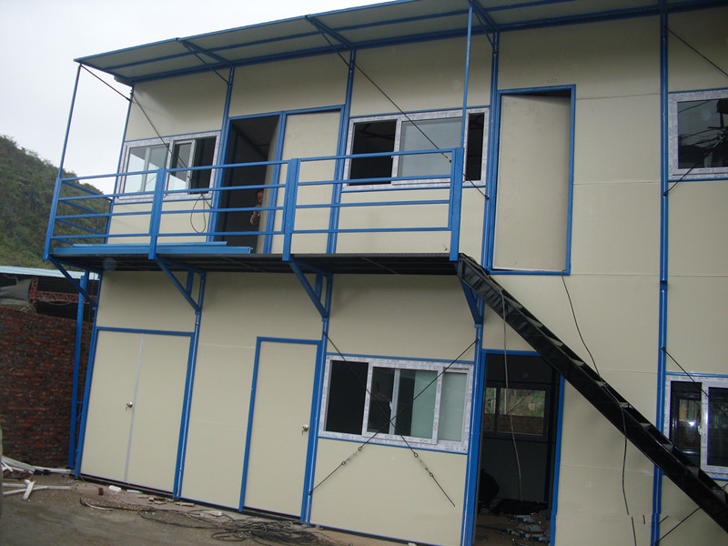 China good quality modular house-nanyang xinxing steel structure