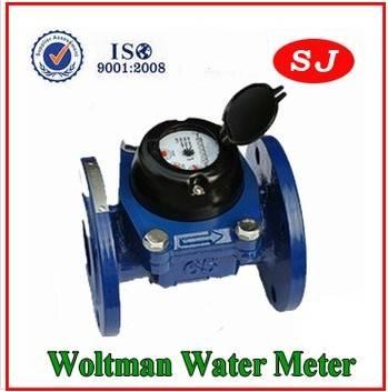 Woltman Type Water Meter External Regulation LXLC-50A-500A